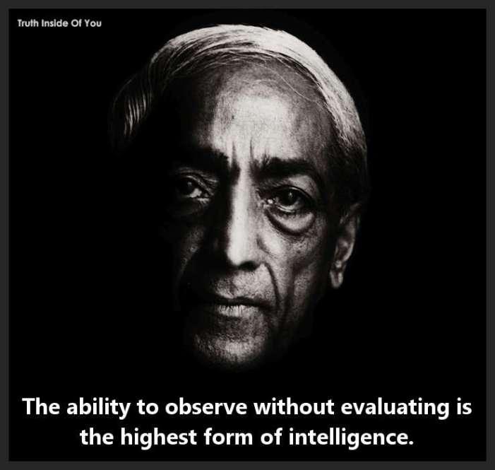 J. Krishnamurti