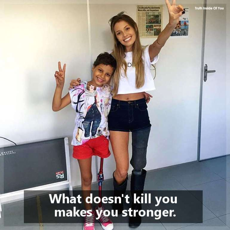 What doesn't kill you makes you stronger.