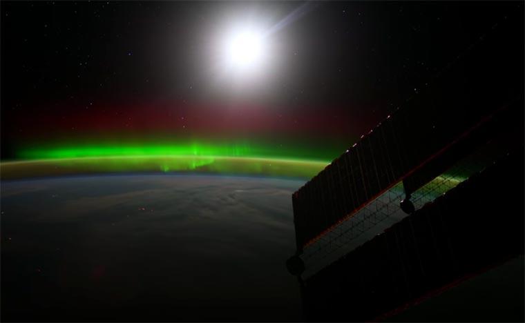 aurora-borealis-Nasa