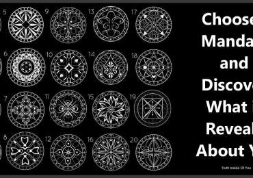 Choose a Mandala and Discover what it reveals about you.
