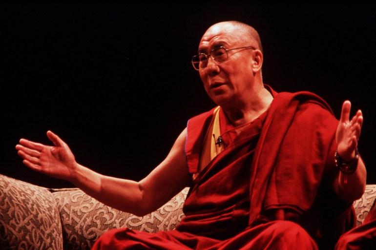 Dalai-Lama-Website