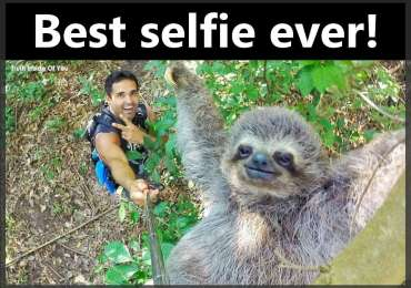 Best selfie ever!