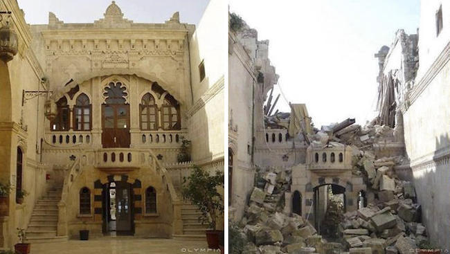 Syrian War-Before-After-1