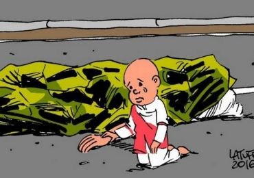 Latuff Moved The Whole World For The Massacre In Nice.