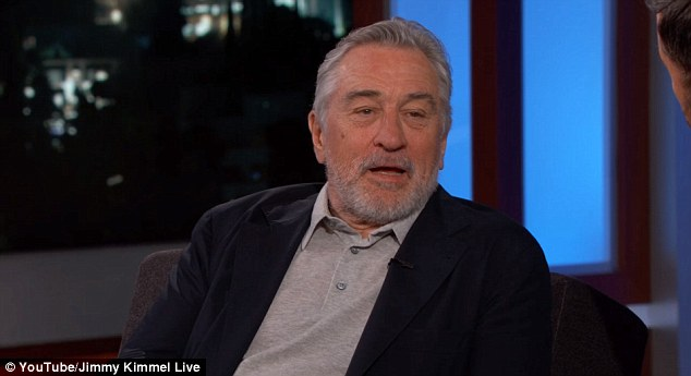 Robert De Niro has commented on Donald Trump's presidential election victory, saying that he feels the same way that he felt following September 11, 2001