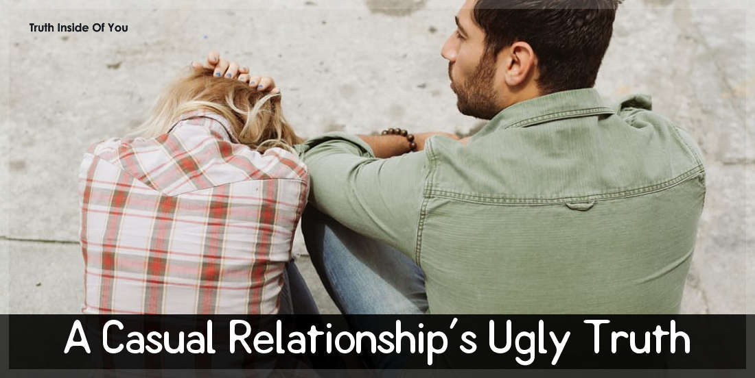 To From A Casual Relationship To Progress How Hookup
