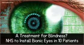 A Treatment for Blindness? NHS to Install Bionic Eyes in 10 Patients