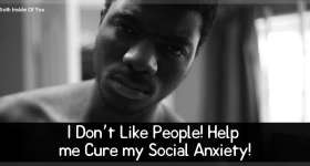 I Don't Like People! Help me Cure my Social Anxiety!