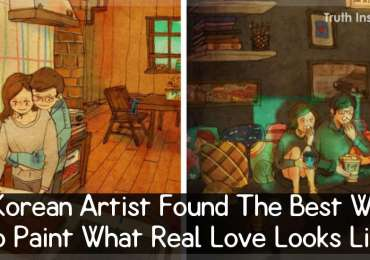 A Korean Artist Found The Best Way To Paint What Real Love Looks Like