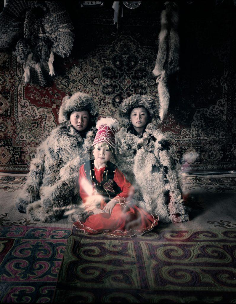 Kazakh Tribe - 2