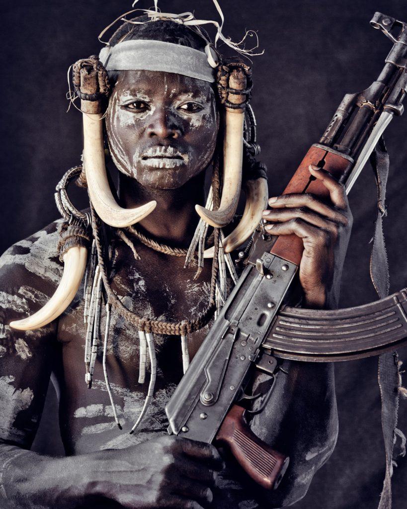 Mursi Tribe - 2