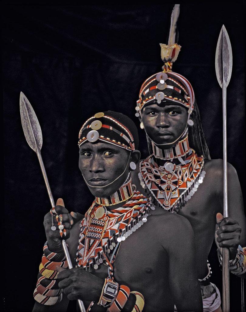 Samburu Tribe - 1