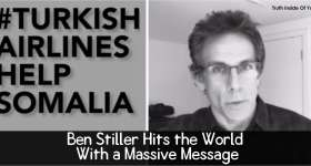 Ben Stiller Hits the World With a Massive Message