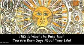 THIS Is What The Date That You Are Born Says About Your Life!
