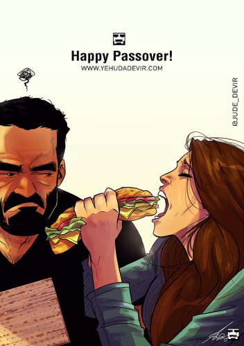 kosher passover for everyone