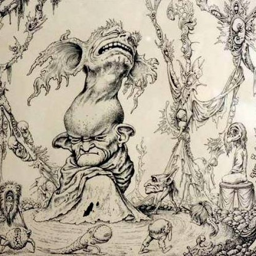 schizophrenic Dante's Inferno