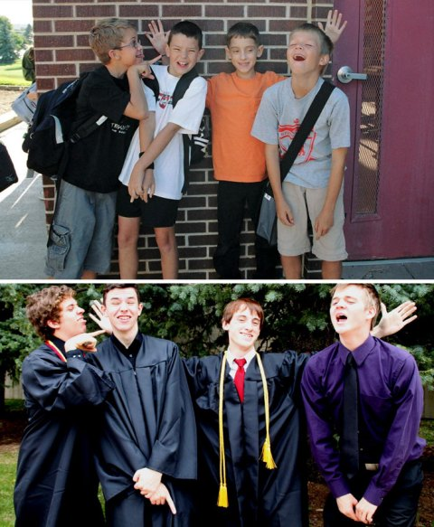 We've Been Best Friends Since 1st Grade