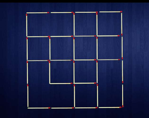 How many squares can you count in this puzzle?