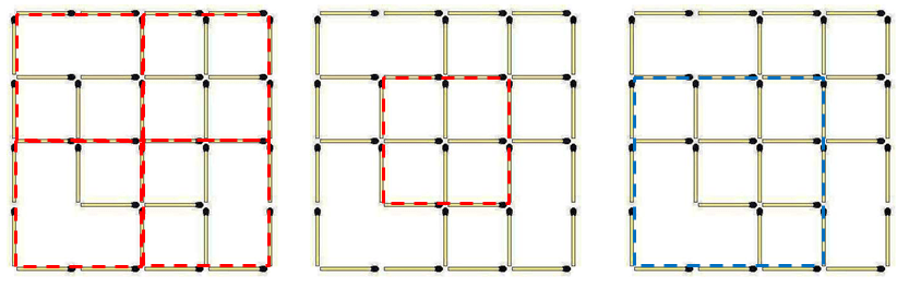 Matchstick count puzzle.
