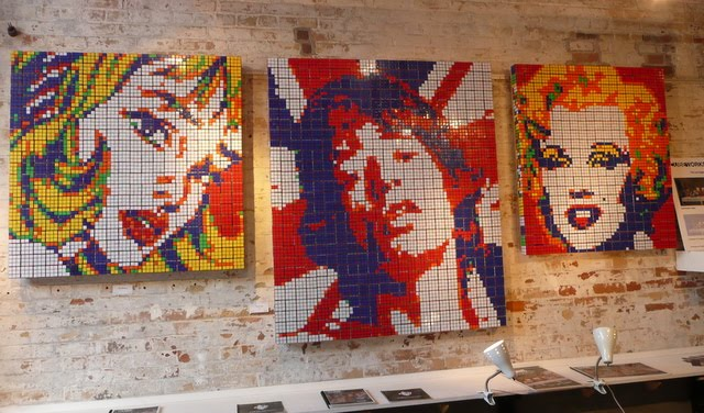 These Artists Twist Thousands of Rubik's Cube a Day to Create Massive Murals.3