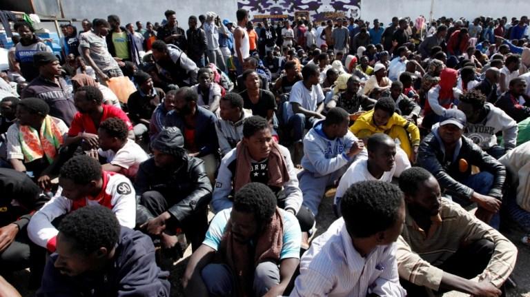 libya slave market
