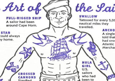 sailor tattos