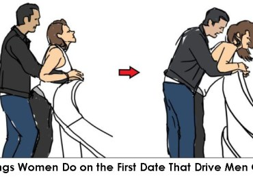 9 Things Women Do on the First Date That Drive Men Crazy