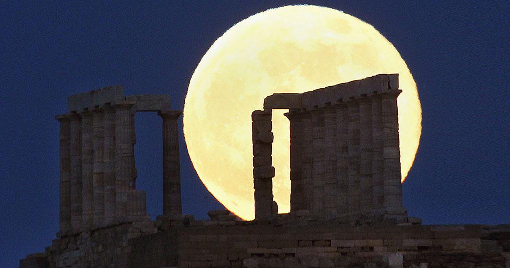 Super Blue Blood Moon Eclipse - 2