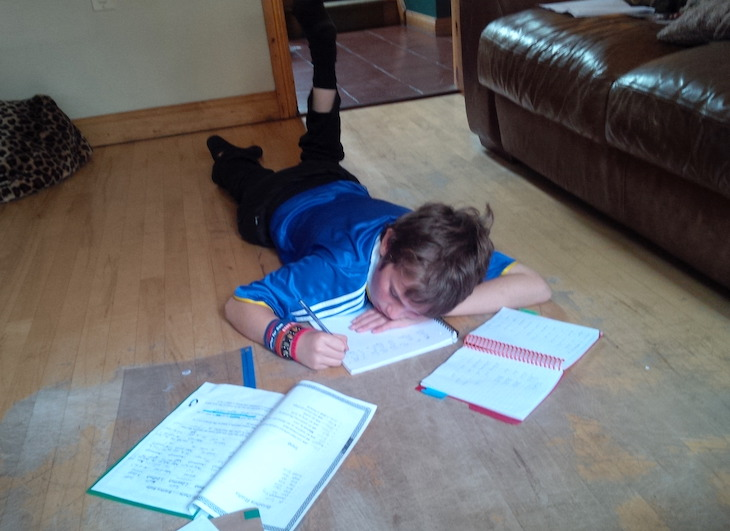 Boy with Autism Writes Poem for Homework, Perfectly Describes What It's like to Live with Autism 1