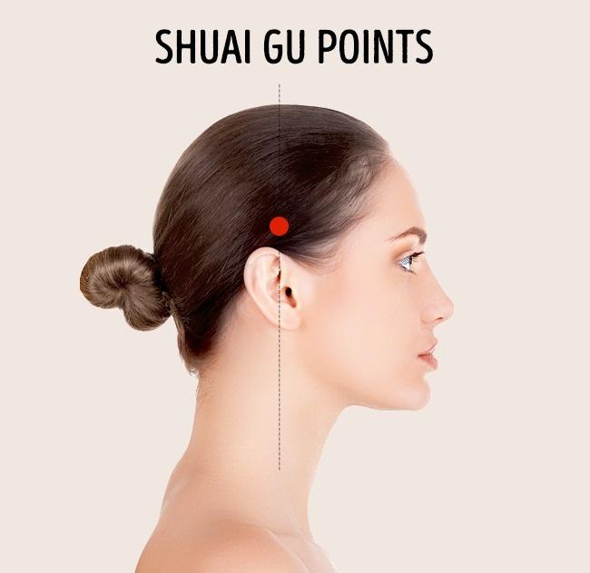 shuai gu points