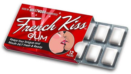 French Kiss Gum