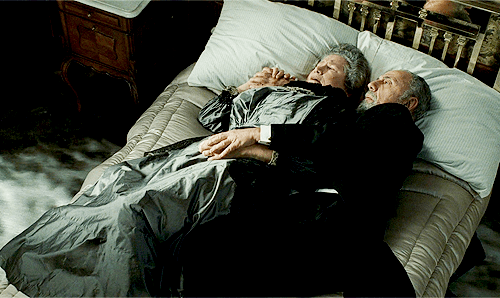 Remember the elderly couple who died together in 'Titanic'