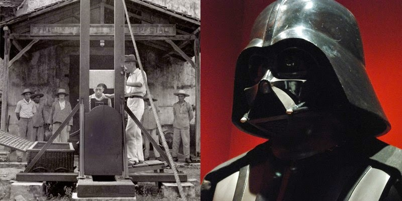 11. France was still executing people by guillotine when Star Wars came out.