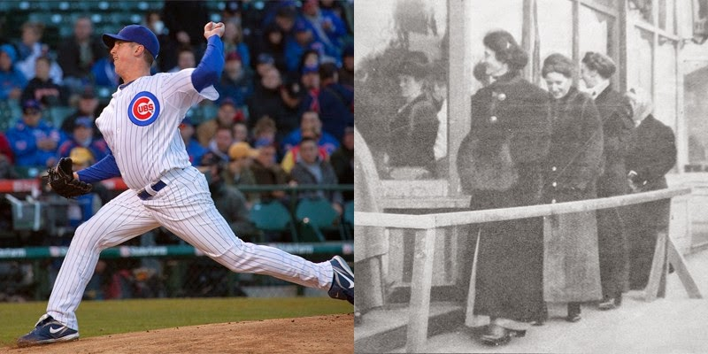 17. The last time the Chicago Cubs won a World Series, women were not allowed to vote.