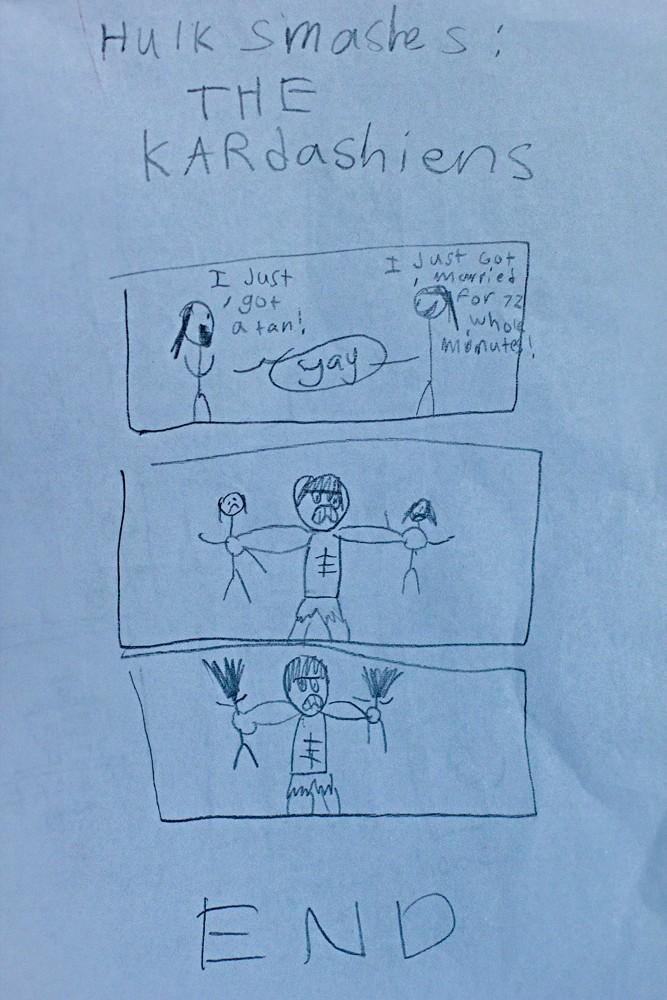 3. Hulk Smash