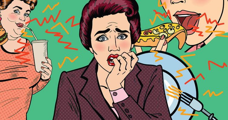 If You Hate The Sound Of People Chewing, Then You're Probably A Genius