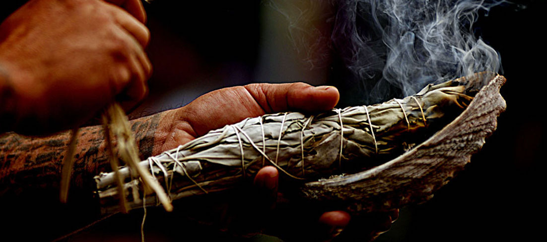 Science Says You Should Smudge Your Home. Here's Why