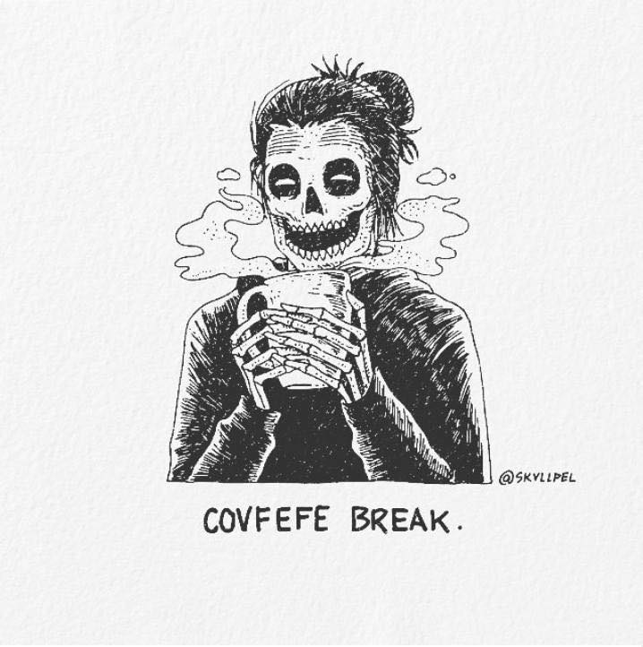 Artist's Skeletal Illustrations Show The Glimpse Of Intense Love With Beautiful Messages-18