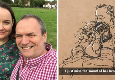 Disney Artist Illustrates Life With Two Children After His Wife Passes Away, And It Will Touch Your Heart
