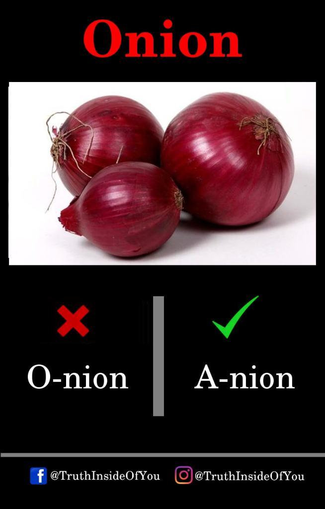 9. Onion