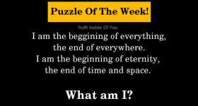 Puzzle Of The Week!