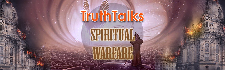 Top image for TruthTalk on Spiritual Warfare