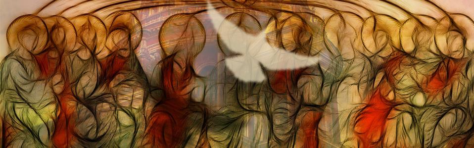 Holy Spirit Top Image