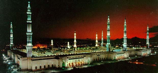 Medina, Mohammad's Mosque