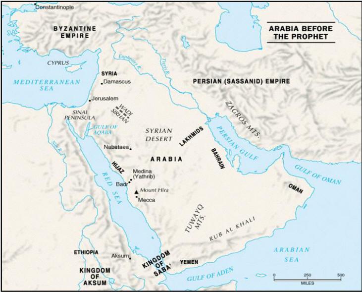 Artikel Arab Tanah Kelahiran Bangsa Arab Dan Agama Islam Dewan Pemuda Pas Sarawak