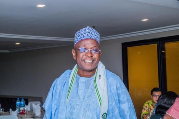 Managing Director, Likrocks Nigeria Limited, Alh Abdu Awwal Likoro.