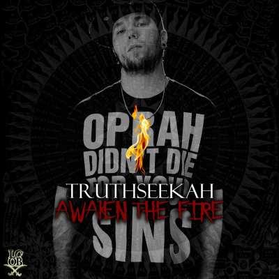 TruthSeekah - Awaken The Fire - Front