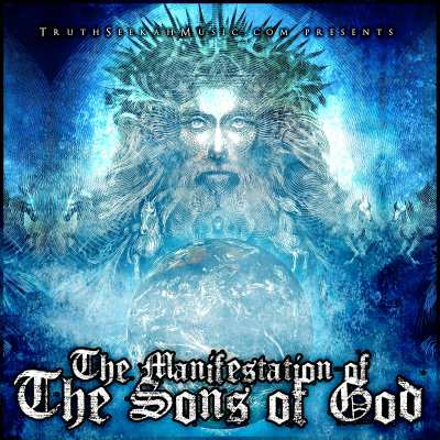 The Manifestation of The Sons of God - Front Cover