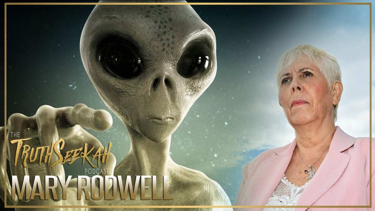 Mary Rodwell | Starchildren, UFOs And Alien Contact