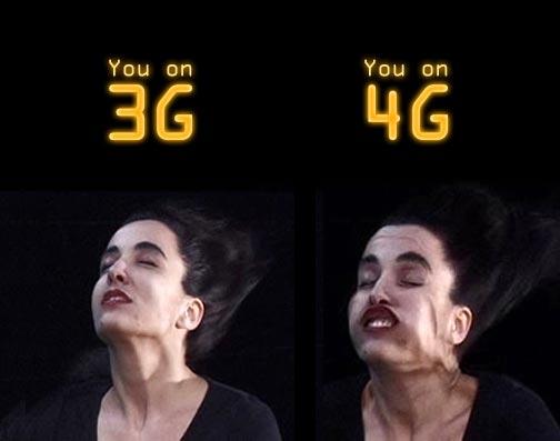 4G LTE HSPA+
